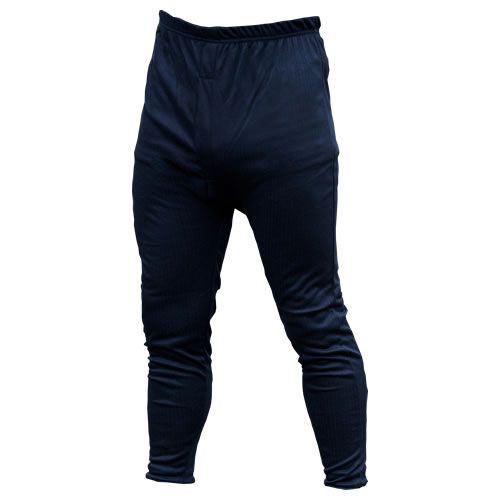 Warrior Black Thermal Long Johns
