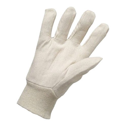 Warrior Cotton Drill Gloves - 12 Pairs